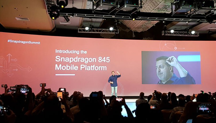 Детали  о процессоре Qualcomm Snapdragon 845