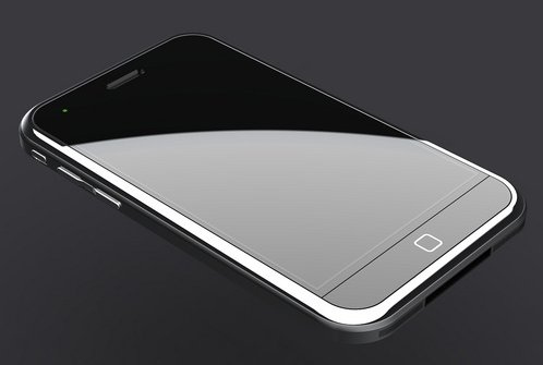 The second prototype of the iPhone 5 is very similar to the current version